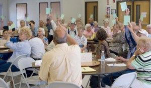 Co-op member-owners unanimously vote to buy their housing community